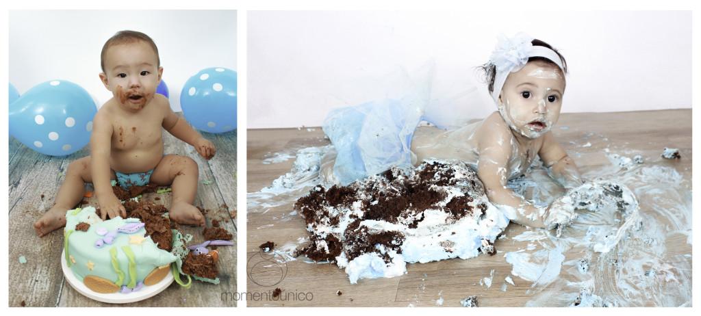 Smash tipos de bolo